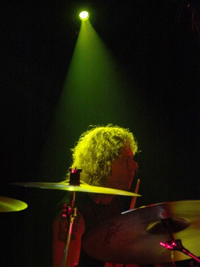 Ronni van Elswijk - Drums - Photo by Gerard Rappard (DGR Productions)