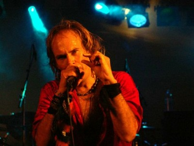 Fred Pieters - Vocals - Photo by Gerard Rappard (DGR Productions)